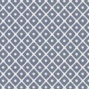 Westfalenstoffe Kyoto Raute blau naehzimmer mit herz onlineshop