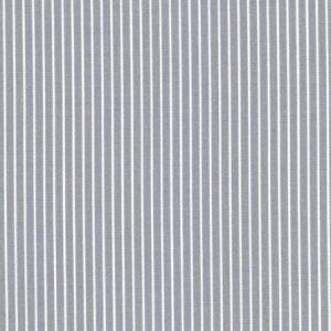 Westfalenstoffe Baumwolle Capri Streifen graublau Naehzimmer mit Herz Onlineshop Stoffe