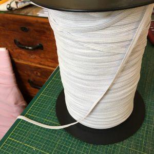 gummiband gummi weiß naehzimmer mit herz onlineshop gummi