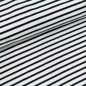 jersey stoff biojersey weiss schwarz stoffonkel naehzimmer mit herz onlineshop