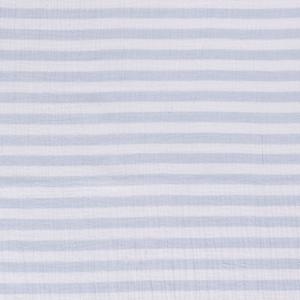 musselin hellblau streifen naehzimmer mit herz onlineshop stoff