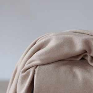 strickstoff meet milk warm sand naehzimmer mit herz onlineshop