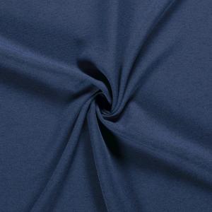 summersweat french terry blau stoff naehzimmer mit herz onlineshop
