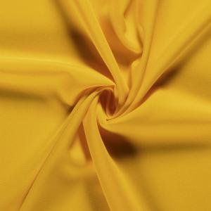 summersweat french terry gelb stoff naehzimmer mit herz onlineshop
