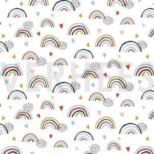 jersey stoff regenbogen naehzimmer mit herz onlineshop