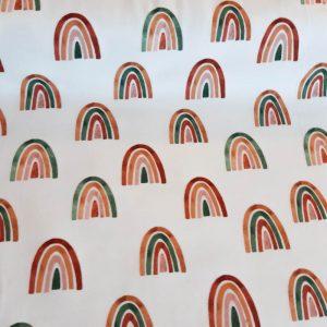 jersey stoff regenbogen rainbow naehzimmer mit herz onlineshop