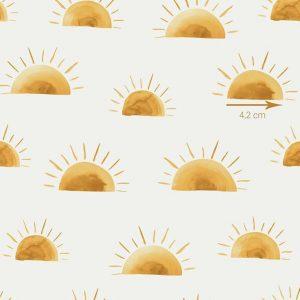 jersey stoff sunset jersey naehzimmer mit herz onlineshop
