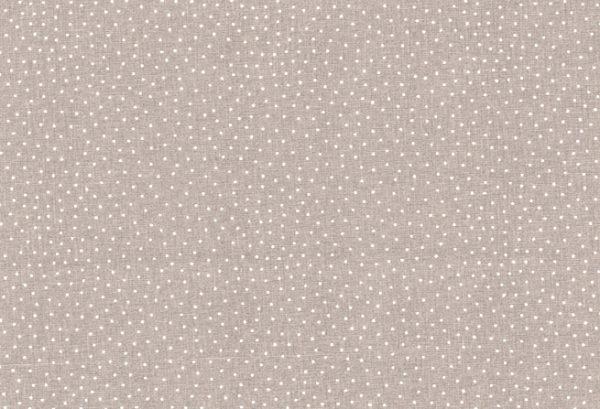baumwollstoff sand tupfen kyoto westfalenstoffe naehzimmer mit herz onlienshop