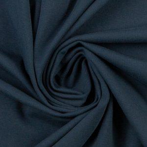 jersey stoff vanessa swafing dunkelblau naehzimmer mit herz onlineshop