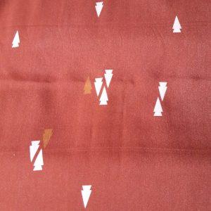 viskose stoff tender by brinarina swafing orangerot naehzimmer mit herz onlineshop