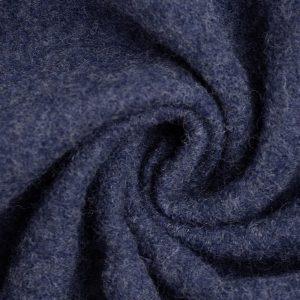 wollstoff dunkelblau naomi melange swafing naehzimmer mit herz onlineshop