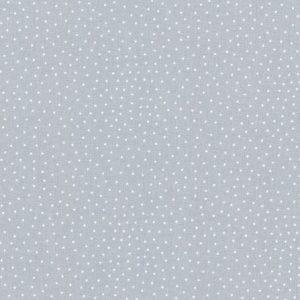 stoff baumwolle prinzessin kba graublau punktchen westfalenstoffe naehzimmer mit herz onlineshop