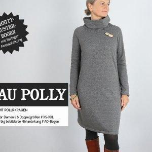 schnittmuster frau polly studio schnittreif naehzimmer mit herz onlineshop