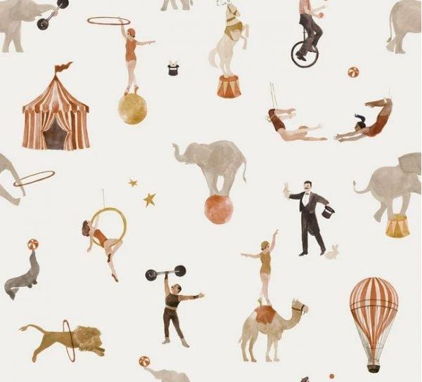 jersey stoff circus naehzimmer mit herz onlineshop neu