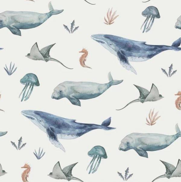 jersey stoff deep sea life naehzimmer mit herz onlineshop
