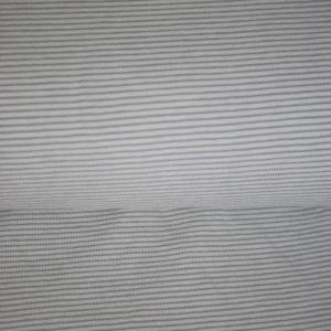 jersey stoff streifen grau naehzimmer mit herz onlineshop