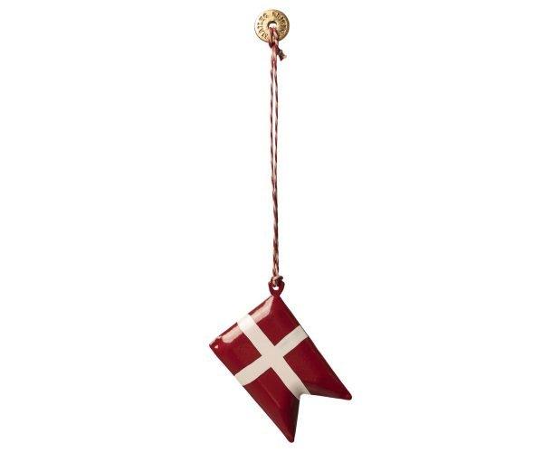 metallanhaenger flagge maileg naehzimmer mit herz onlineshop