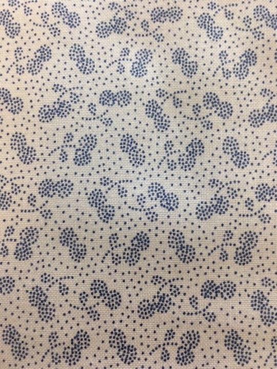 stoff baumwolle tilda berry jam blau naehzimmer mit herz onlineshop