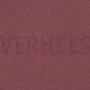 stoff leinen sorona leinen aubergine naehzimmer mit herz onlineshop