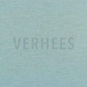 stoff leinen sorona leinen light blue aqua naehzimmer mit herz onlineshop