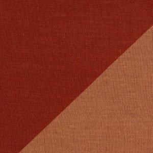 stoff jersey interlock doubleface apricot orangerot ida swafing nahezimmer mit herz onlineshop