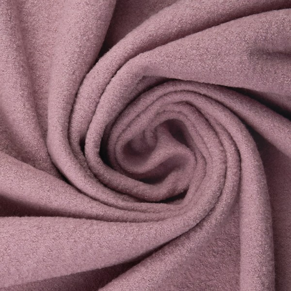 stoff wollstoff naomi uni rosa swafing naehzimmer mit herz onlineshop