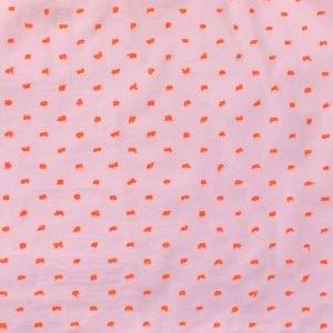 baumwolle-stoff-plumeti-bicolor-pink-coral-naehzimmer-mit-herz-onlineshop
