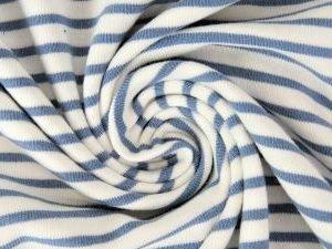 jersey stoff streifen jeansblau naehzimmer mit herz onlineshop