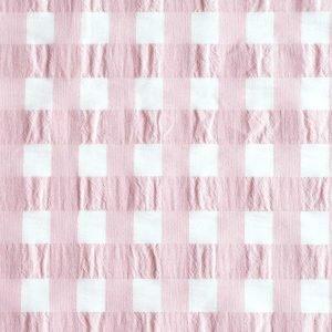 stoff baumwolle vichy pink rosa naehzimmer mit herz onlineshop