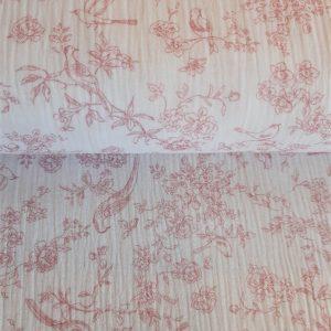 musselin double gauze romantik weiss rosa naehzimmer mit herz onlineshop (2)