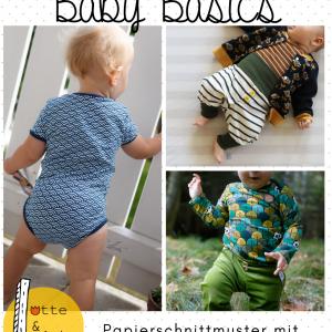 schnittmuster baby basic body shirt hose pulli lotte und ludwig naehzimmer mit herz onlineshop