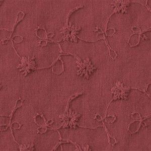 stoff baumwolle brodery flower lila traube naehzimmer mit herz onlineshop