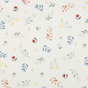 stoff baumwolle poplin small flowers off white naehzimmer mit herz onlineshop