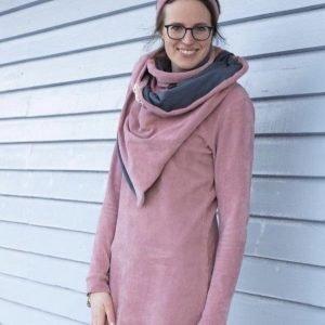 kurse kleid nieke von fadenkaefer naehzimmer mit herz onlineshop